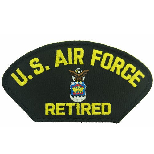 US Air Force Retired Patch