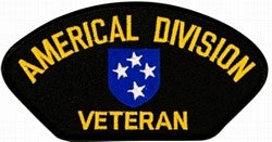 Americal Division Patch