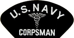 USN Corpsman Patch