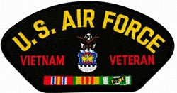 US Air Force Vietnam Vet Patch