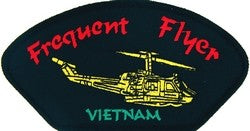 Frequent Flyer Patch