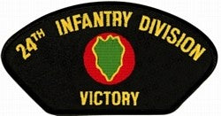 24th Infantry Division Victory Patch