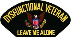 Dysfunctional Veteran Patch