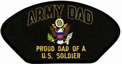 U.S. Army Dad Patch
