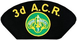 3rd ACR Armored Cavalry Regiment Patch