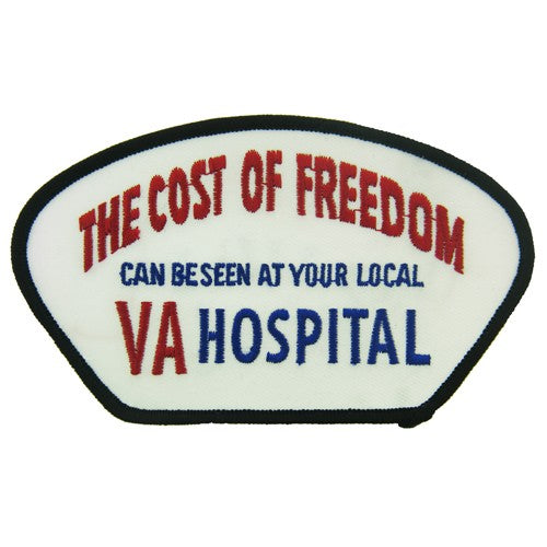 Cost of Freedom Can Be Seen at VA Hospital Patch