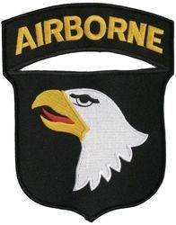 101st Airborne Patch - Big 7