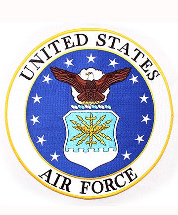Air Force Patch - Big 10
