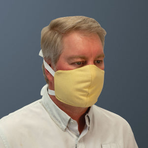 Tie Back Face Mask