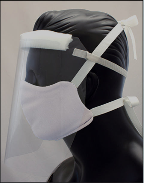 Face Shield with Full Visor