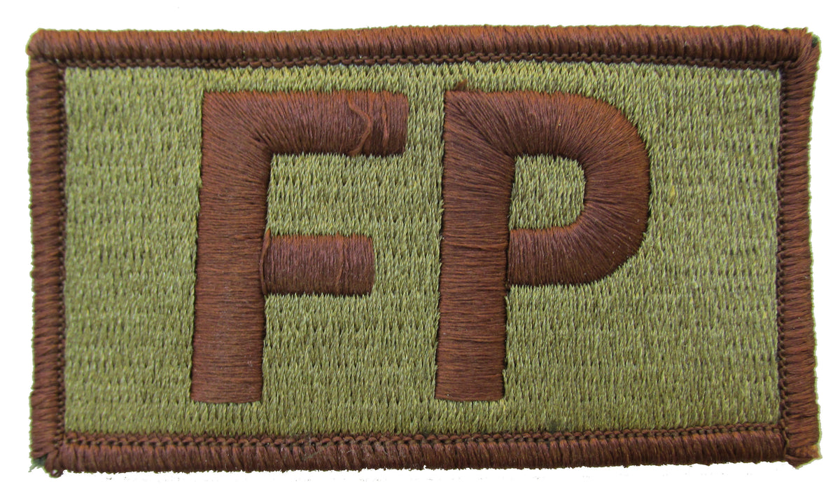 Air Force Fp Ocp Patch Spice Brown Force Protection