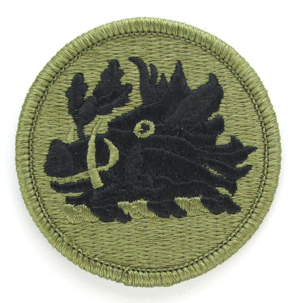 Georgia Army National Guard OCP Patch