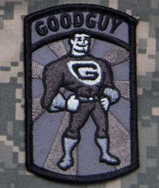 Goodguy Morale Patch - Mil-Spec Monkey