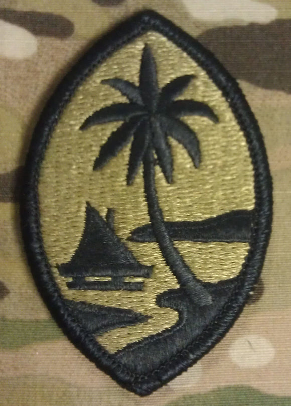 Guam Army National Guard OCP Patch