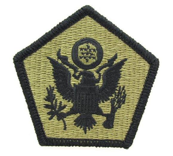Headquarters Command OCP Patch - Scorpion W2