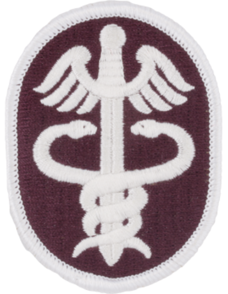 U.S. Army Health Service Medical Command Patch