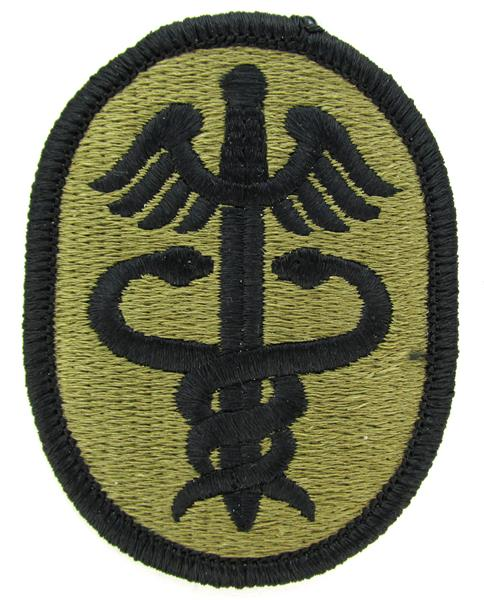 U.S. Army Medical Command (MEDCOM) OCP Patch - Scorpion W2