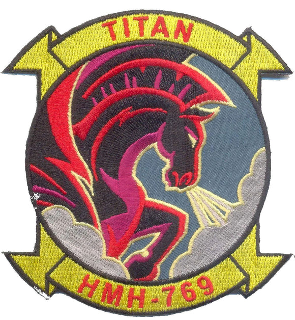 HMH-769 USMC Patch - TITAN