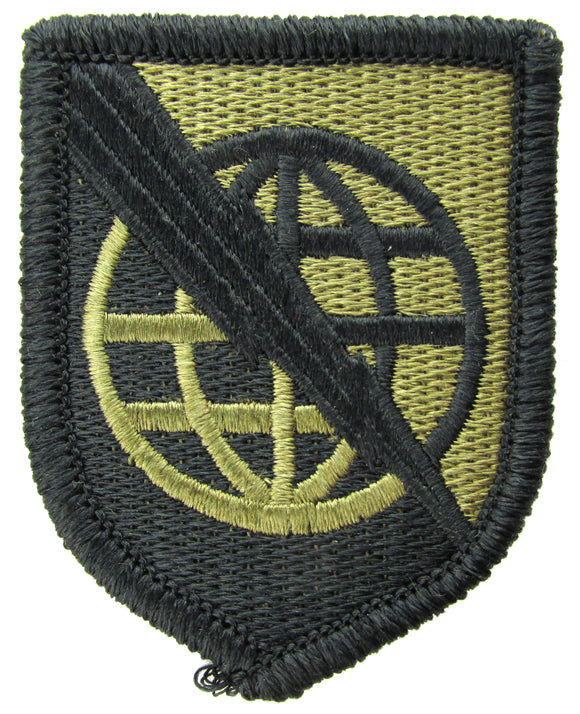 Information Systems Command OCP Patch - U.S. Army