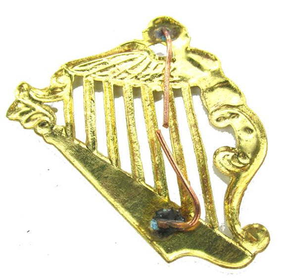 Reproduction Civil War Irish Harp Insignia