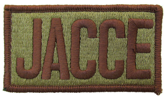Air Force JACCE OCP Patch Spice Brown - Joint Air Component Command Element