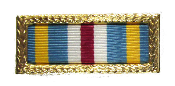 Joint Meritorious Unit Award Citation - Ribbon with Frame