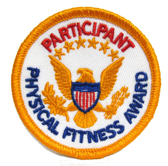 JROTC Participant Physical Fitness Award