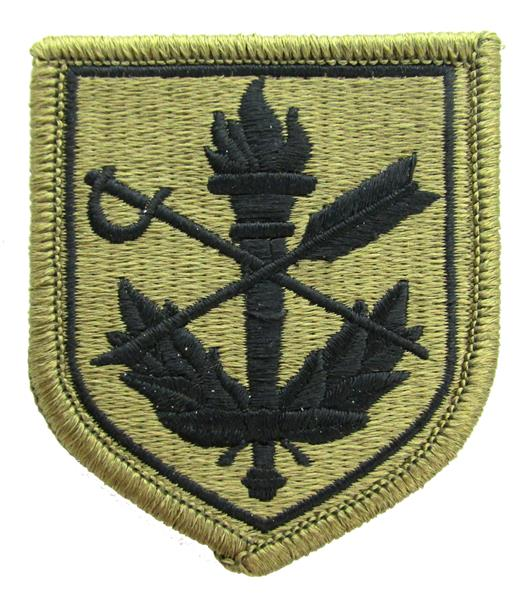 Judge Advocate General JAG OCP Patch - Scorpion W2