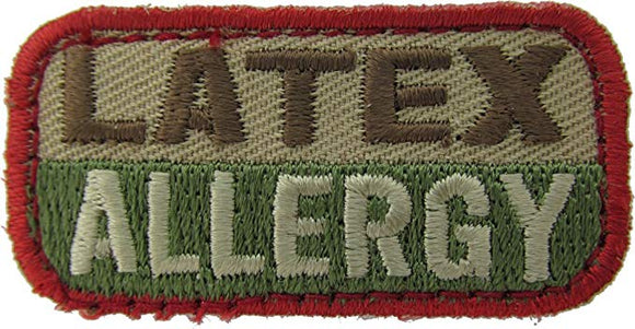 LATEX ALLERGY Patch - MULTICAM OCP