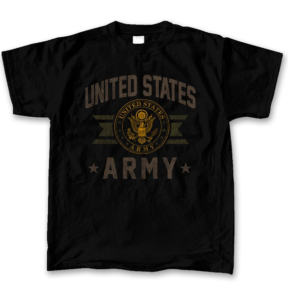 Joe Blow Army Vintage Emblem T-Shirt