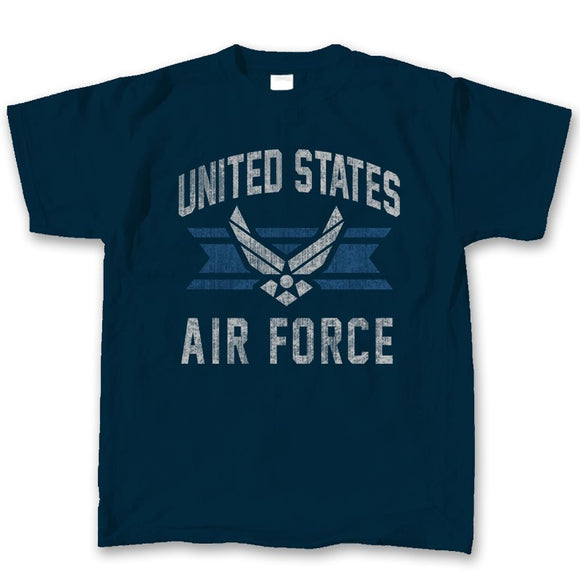 Joe Blow Air Force Vintage Emblem T-Shirt