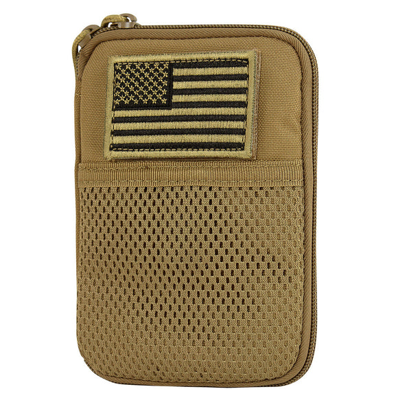 Condor Pocket Pouch Coyote Brown