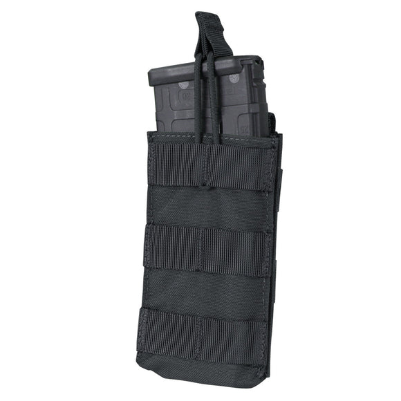 Condor M4 Open-Top Mag Pouch Single Black