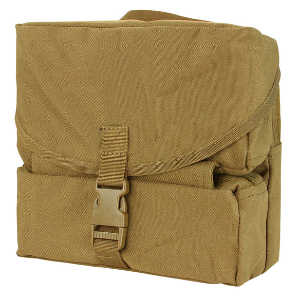 Condor Fold Out Medical Bag Coyote Brown