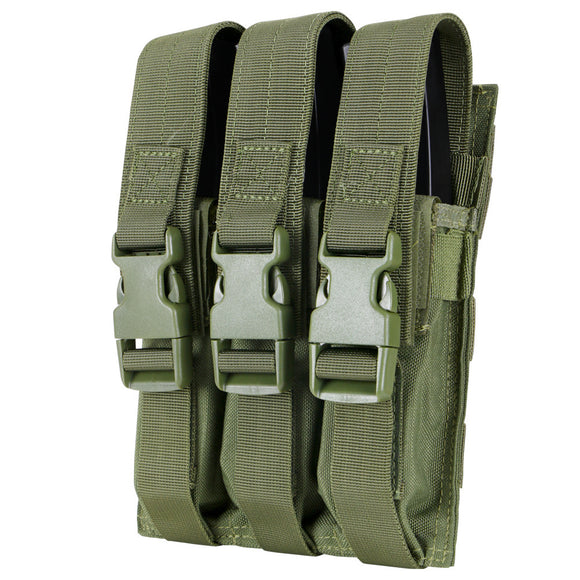 Condor MP5 Mag Pouch Olive Drab