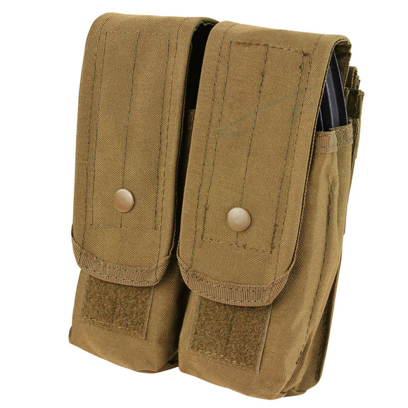 Condor AK/AR Mag Pouch Double Coyote Brown