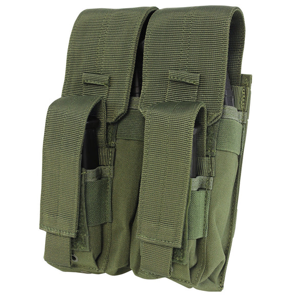 Condor AK Kangaroo Mag Pouch Double Olive Drab