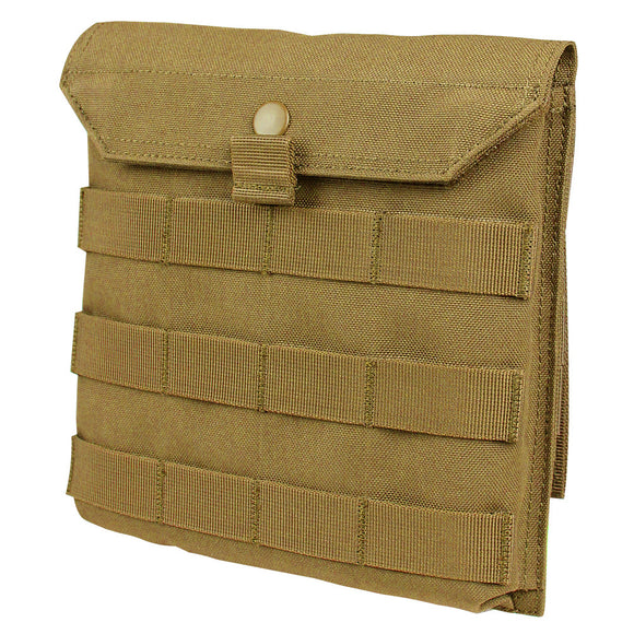 Condor Side Plate Pouch Coyote Brown