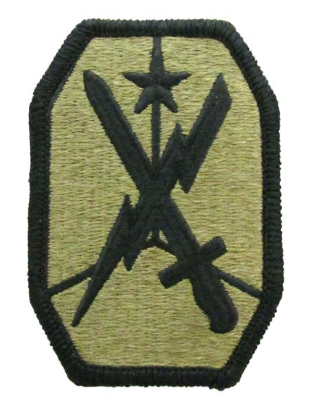 Maneuver Center of Excellence Ft. Benning OCP Patch - Scorpion W2
