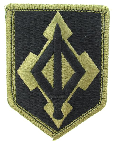 Maneuver Support Center of Excellence Ft Leonard Wood OCP Patch