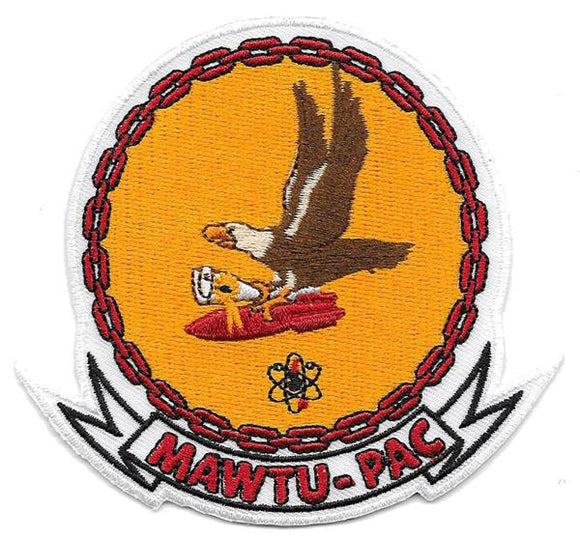 Marine Air Wing Training Unit Pacific USMC Patch