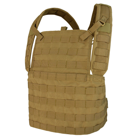 Condor Modular Chest Rig Coyote Brown