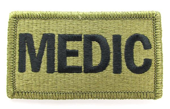 MEDIC OCP Patch - Scorpion W2