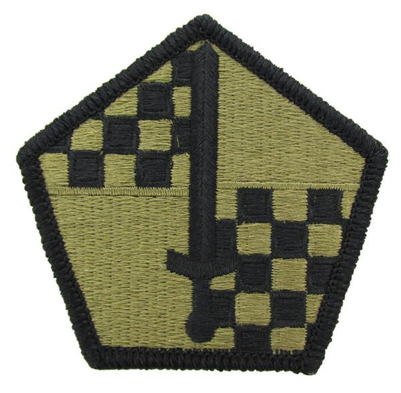 Military Entrance and Processing MEPS OCP Patch - Scorpion W2