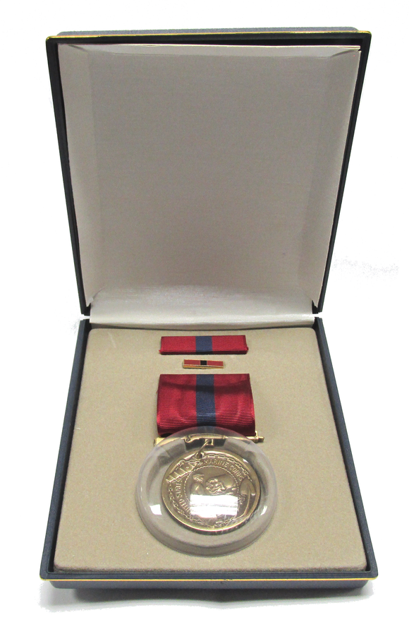 U.S. Marine Corps Good Conduct Medal Set with Ribbon