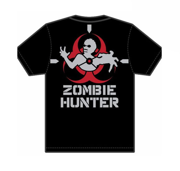 Mil-Spec Monkey Zombie Hunter T-Shirt