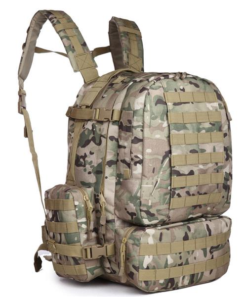 Military M.O.L.L.E. 3 Day Assault Backpack
