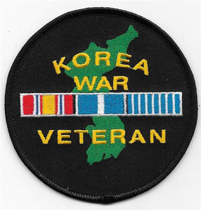 Korea War Veteran 1950-1953 USMC Patch