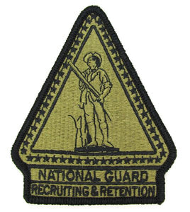 National Guard Recruiting and Retention OCP Patch - Scorpion W2