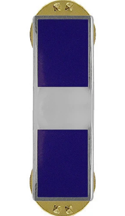 Warrant Officer 3 - U.S. Navy Metal Collar Device